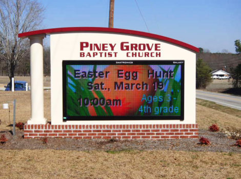 Piney Grove Baptist Church – Fuquay-Varina, NC