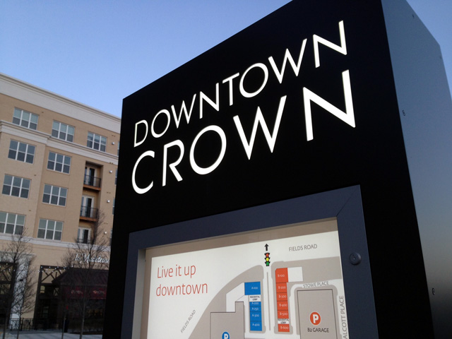 Downtown Crown – Gaithersburg, Maryland