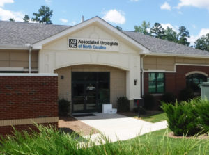 Associated Urologists - Raleigh, NC - Advance Signs & Service