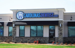 Carolinas Dentist - Fuquay-Varina, NC - Advance Signs & Service