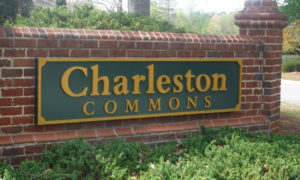 Charleston Commons - Fuquay-Varina, NC - Advance Signs & Service
