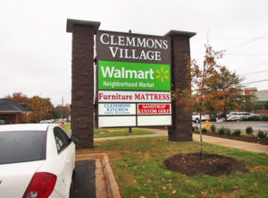 Clemmons Village – Clemmons, NC - Advance Signs & Service