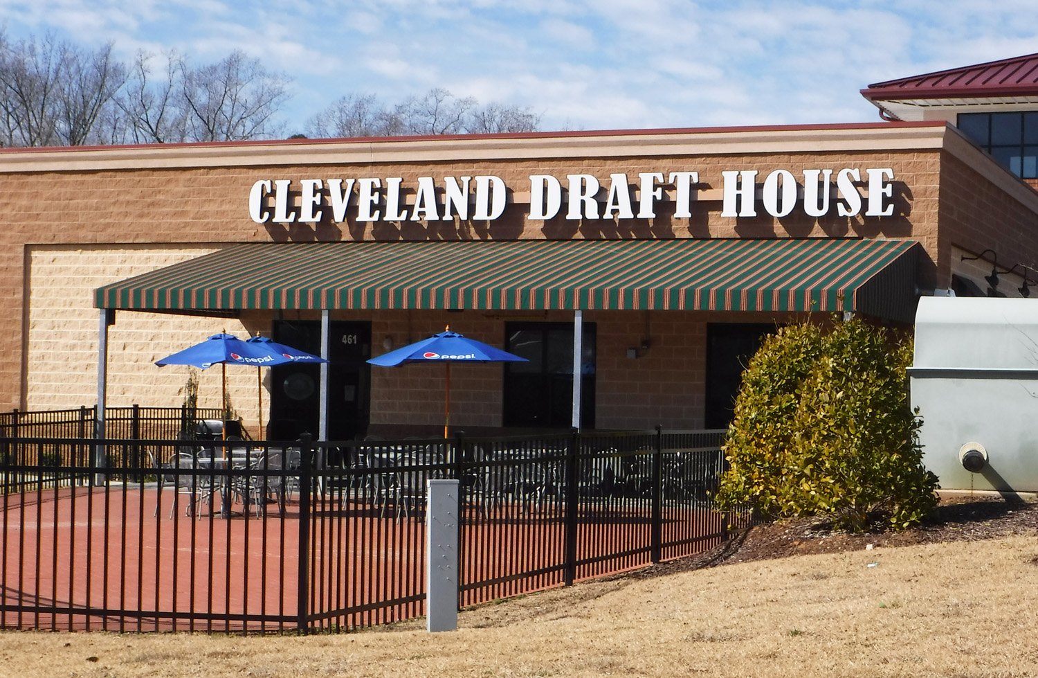 Cleveland Draft House - Clayton, NC - Advance Signs & Service