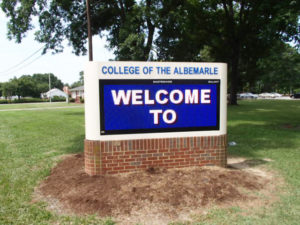 Albemarle – Elizabeth City, NC - Advance Signs & Service