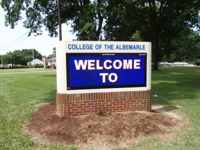 Albemarle – Elizabeth City, NC - Advance Signs & Service