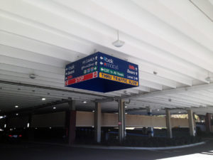 Crabtree Valley Mall - Raleigh, NC - Advance Signs & Service