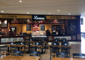 Luciano - Crabtree Valley Mall - Raleigh, NC - Advance Signs & Service