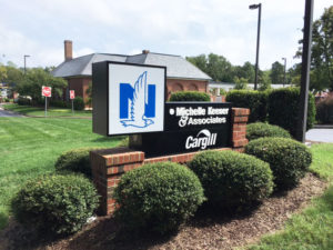 Nationwide Insurance - Garner, NC - Advance Signs & Service