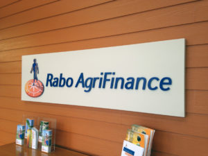 Rabo Agrifinance- Garner, NC - Advance Signs & Service