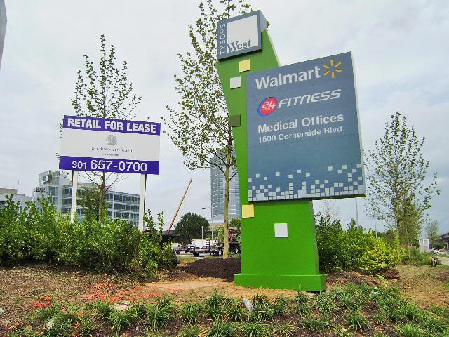 Tysons West – Tysons Corner, VA - Advance Signs & Service