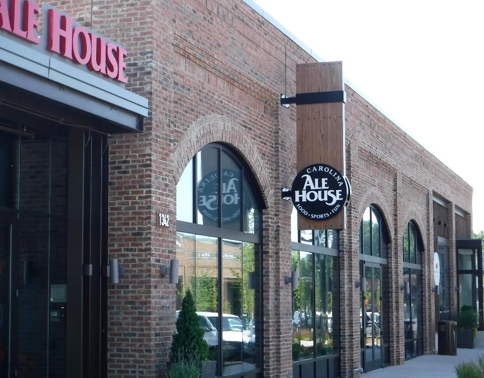 Carolina Ale House – Ft. Mill, SC - Advance Signs & Service