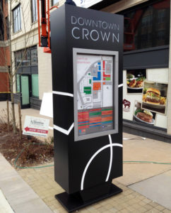Downtown Crown -  Gaithersburg, MD - Advance Signs & Service