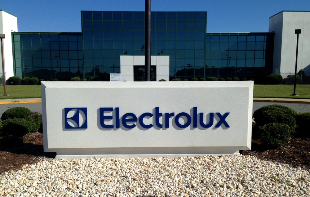 Electrolux – Kinston, NC - Advance Signs & Service