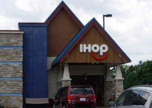IHOP - Spring Lake, NC - Advance Signs & Service