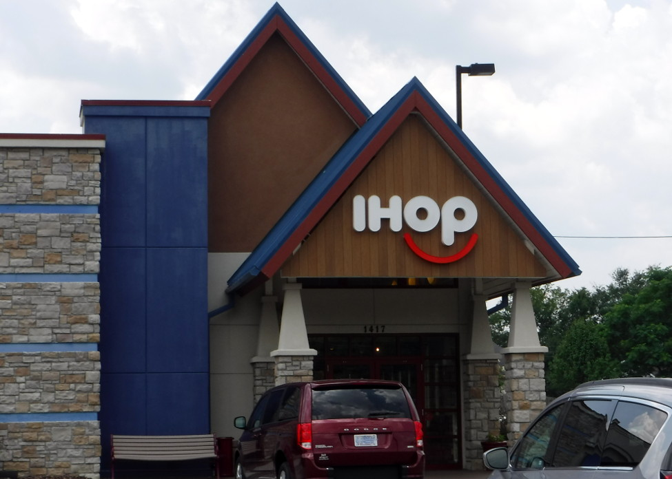 IHOP - Spring Lake, NC - Advance Signs & Service