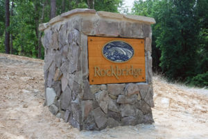 Rockbridge -  Raleigh, NC - Advance Signs & Service