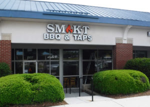 SMOKT -  Cary, NC - Advance Signs & Service