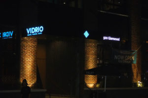 Vidrio - Raleigh, NC  - Advance Signs & Service